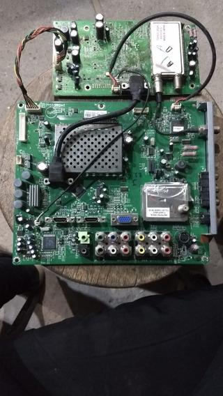 Kit Placa Principal E Placa Conversor Digital Aoc L32w831
