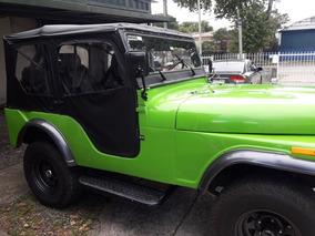 Jeep C J 5 Doble Faeton