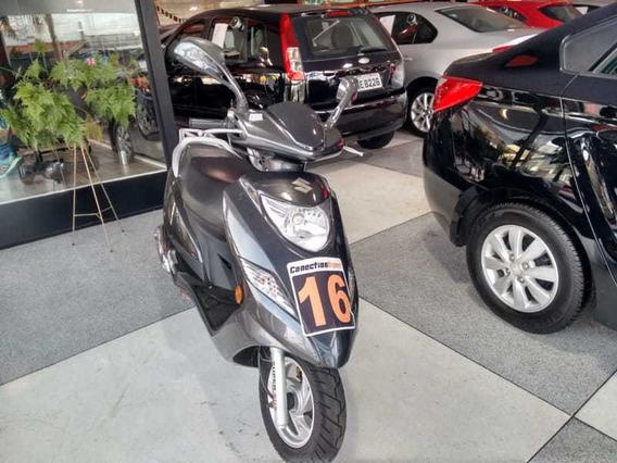 Suzuki Burgman An-125(scooter) 2016