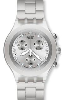 Reloj Mujer Swatch Full Blooded Svck4038g | Envio Gratis