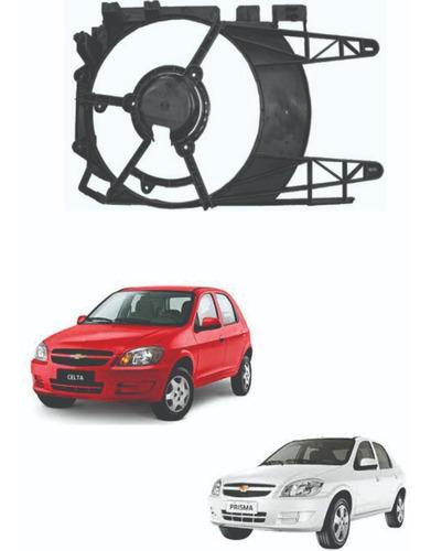 Defletor Do Radiador Gm Celta Prisma - 2010-2011-2012