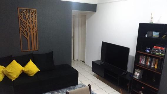 Apartamento Em Condomínio Principado De Louveira, Louveira/sp De 58m² 2 Quartos À Venda Por R$ 265.000,00 - Ap438674