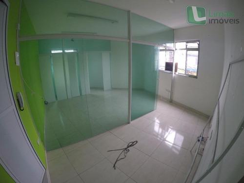 Imagem 1 de 17 de Sala Para Alugar, 30 M² Por R$ 800,00/mês - Limão (zona Norte) - São Paulo/sp - Sa0007