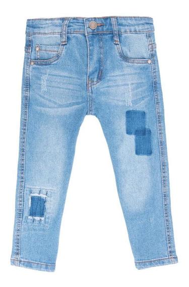 Jeans Sam Azul Niño 4kids