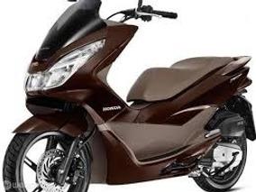 Moto Scooter Pcx 150 Dlx Marrom Nunca Usada