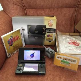 Nintendo 3ds Zelda Edition: Ocarina Of Time Edição Especial