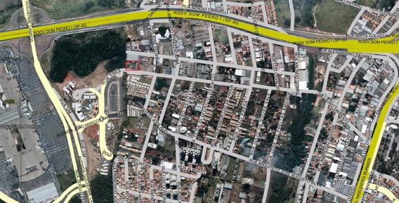 Terreno Á Venda E Para Aluguel Em Parque Rural Fazenda Santa Cândida - Te000925