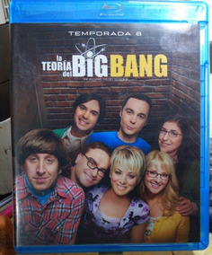 La Teoria Del Big Bang Temporada 8 Blu-ray... . . 2 Discos
