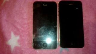 Telefono Celular iPhone 4 + Uno Chino