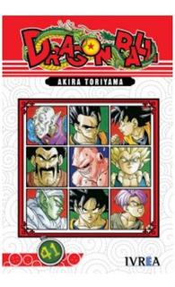 Libro 41. Dragon Ball De Akira Toriyama