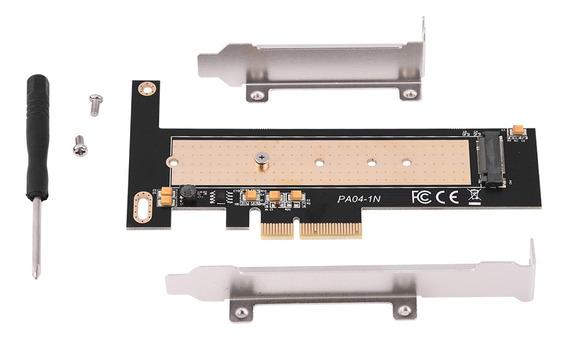 M Key M.2 Ngff Nvme Ssd Para Pci-express Pcie 3.0 X 4 Conver