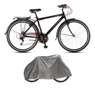 Bicicleta Aurora Spillo Rodado 28 Ult Modelo Adultos + Funda