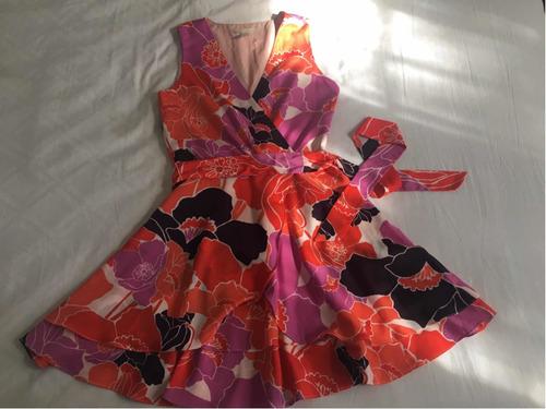 Vestido De Gasa Fiesta