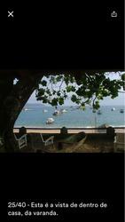 Linda Casa Na Praia Do Pouso Da Cajaiba