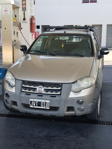 Fiat Strada Adventure Doble Cabina