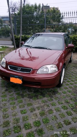 Honda Civic Civic Vercion 4wd