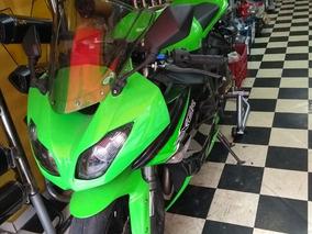 Kawasaki Zx6r Ano 2012