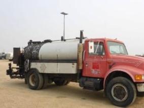 Petrolizadora De Aslfalto , International 1991 De 2000 Galon