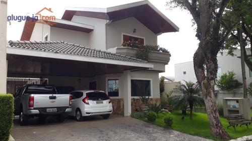 Sobrado Com 4 Dormitórios À Venda, 270 M² Por R$ 1.450.000 - Urbanova - São José Dos Campos/sp - So1631
