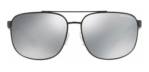 Armani Exchange Ax2026s 6063z3-64 - Gafas De Sol, Marco N