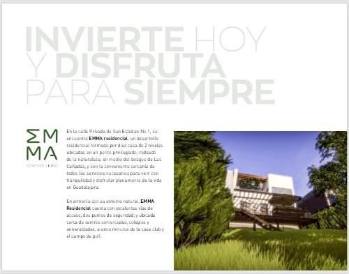 Casas Nuevas En Venta En Coto Emma En Las Cañadas