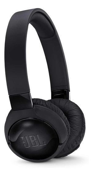 Fone De Ouvido Bluetooth Jbl Brasil Tune T600 Btnc Preto Nf