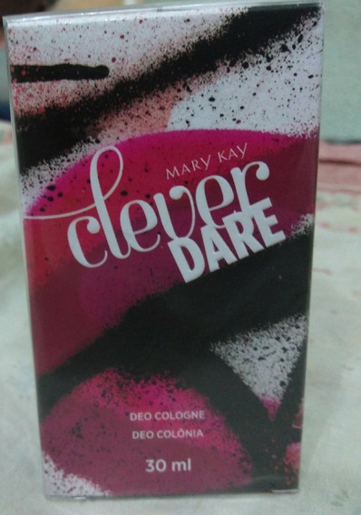 Deo Colônia Clever Dare Mary Kay