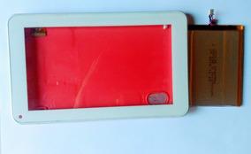 Carcaça + Touch Tablet Ms7 Quad Core Com Bateria