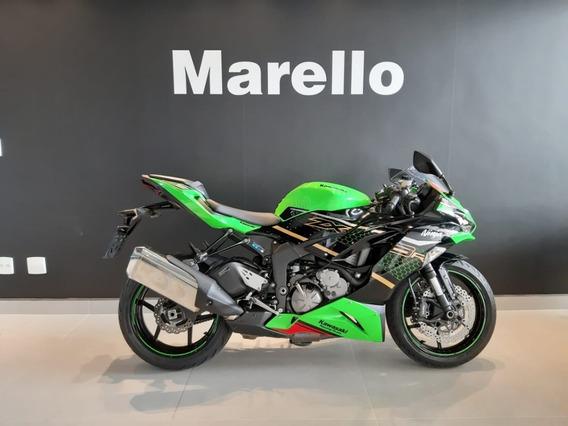 Kawasaki Ninja Zx6r 636 - 2020 Verde