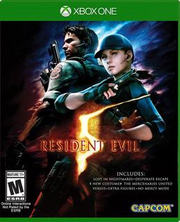 ..:: Resident Evil 5 ::.. Para Xbox One En Game Wow