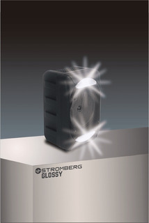 Stromberg Glossy Parlante De Fiesta C/luces Ritmicas 20w Bt