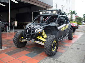 Cuatrimoto Can-am Maverick X3 Turbo Xrs 172hp Impecable