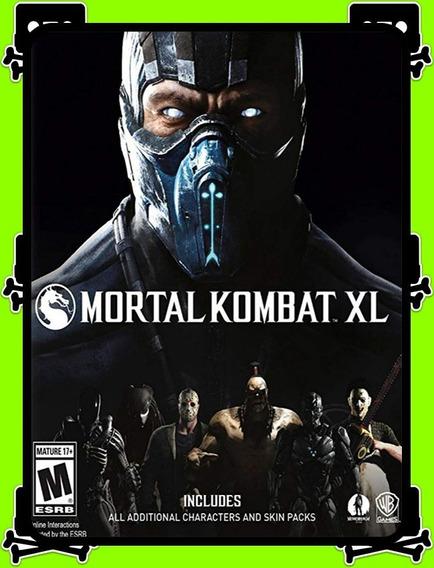 Mortal Kombat Xl Pc - 100% Original (steam Key)