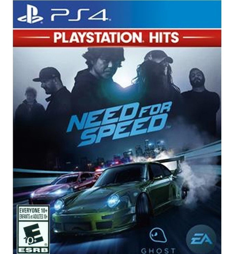 Need For Speed Nfs - Ps4 Nuevo Y Sellado