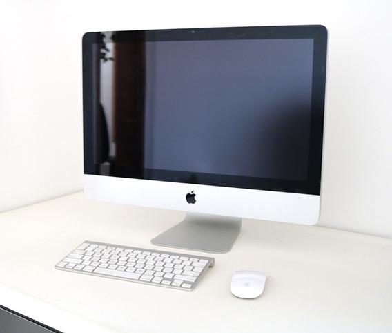 Apple iMac Core I3 21,5 A1311 - 2010 16gb 500 Hd 120 Ssd