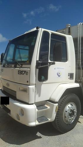 Ford Cargo 1317 E Compactador De Lixo