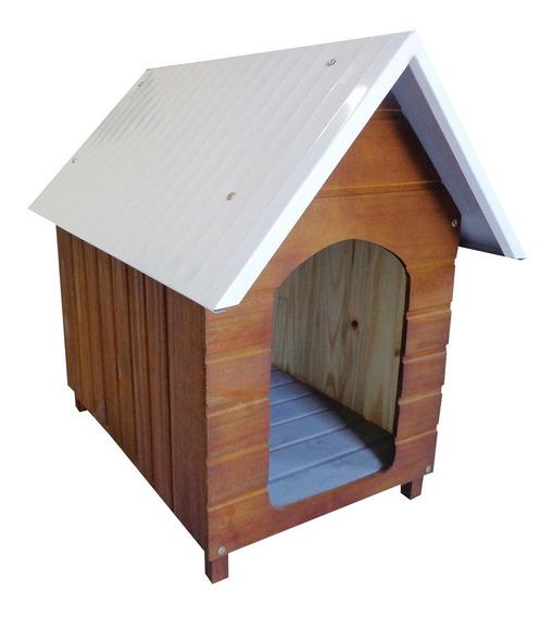 Casinha Para Cachorro - Telhado Galvanizado - Extra Gigante