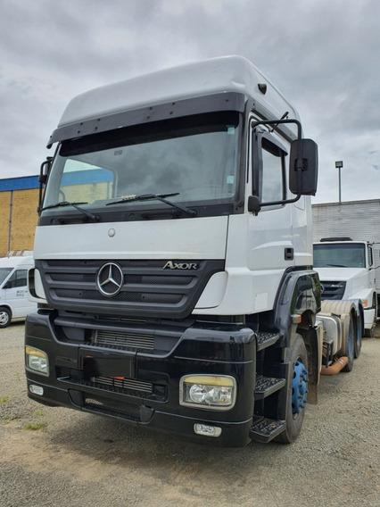 Mercedes-benz Axor 2540 6x2 2007 Mec Financiamos