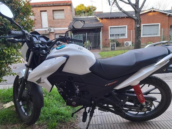 Honda Cb 125 2018