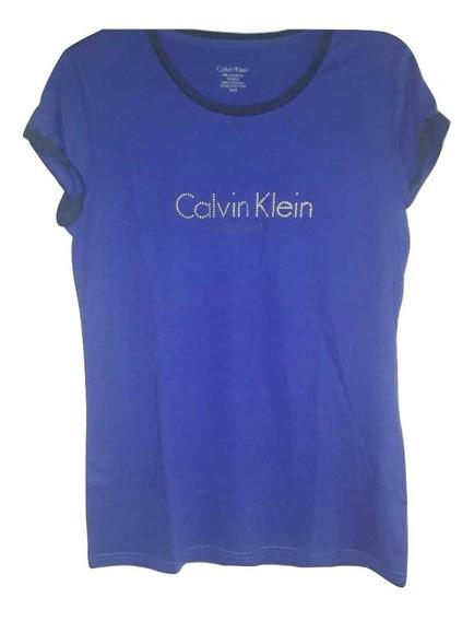 Remera Calvin Klein Mujer Talle M