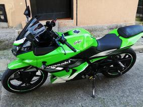 Kawasaki Ninja 250r Modelo 2012