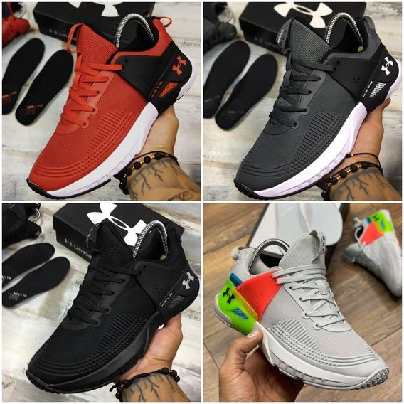 Zapatos Under Armour De Hombre
