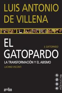 El Gatopardo, De Villena, Ed. Gedisa