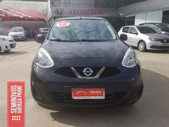Nissan March S 1.6 16v Flex, Pxv6578