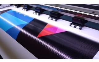 Gigantografia Carteles Lona, Vinyl, Microperforado, Rótulos