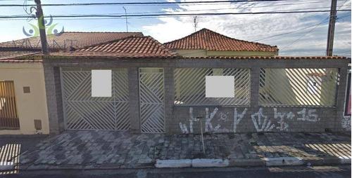Casa Com 3 Dormitórios E Edícula Para Alugar, 238 M² Por R$ 2.500 + Iptu - Cidade Edson - Suzano/sp - Ca0287
