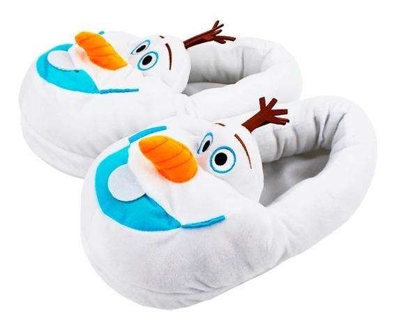 Pantuflas Olaf Frozen Cerradas