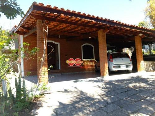 Chácara - Terras De São Sebastião - Ch0685