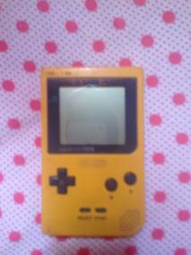 Game Boy Original Amarelo