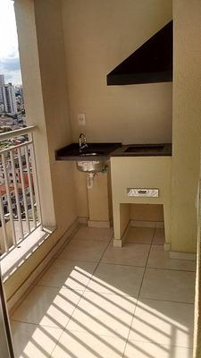 Apartamento 2 Quartos (1 Suite) 2 Vagas Barcelona Scs 61m2